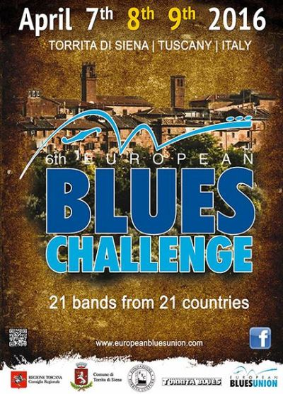 Torrita di Siena Capitale Europea del Blues 2016