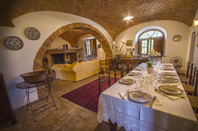 SPECIAL EASTER Holiday in villa or agriturismo with Personal Chef