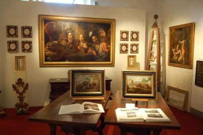 Cortona Antiquaria, antiques fair