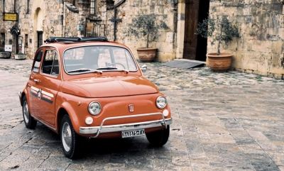 500 Vintage Tour and Small Group Tour in the Chianti Roads